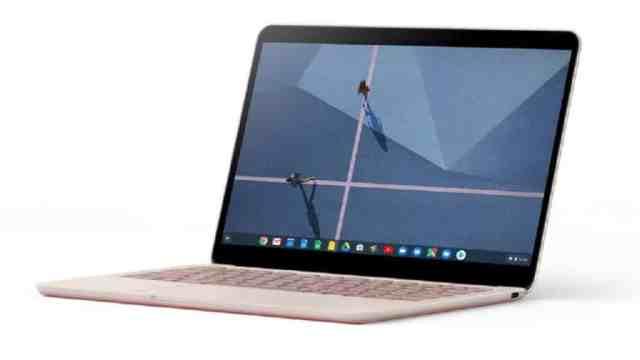 Google Pixelbook GO (to nejlepší podle Googlu)