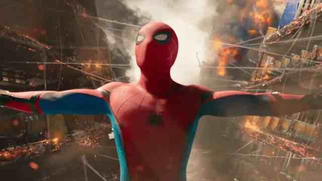 Spider-Man: Homecoming - Marvel filmy pořadí