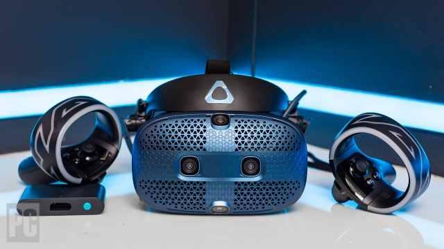 HTC Vive Cosmos | Nejlepší VR Headsety 2020