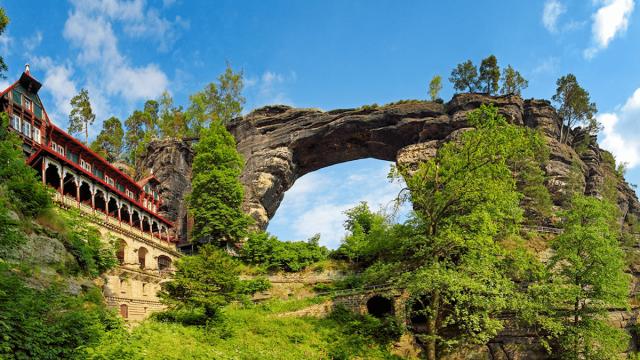Nejhezčí přírodní místa / příroda v Česku