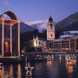 ADVENT U JEZERA WOLFGANGSEE  - 5.12.2020