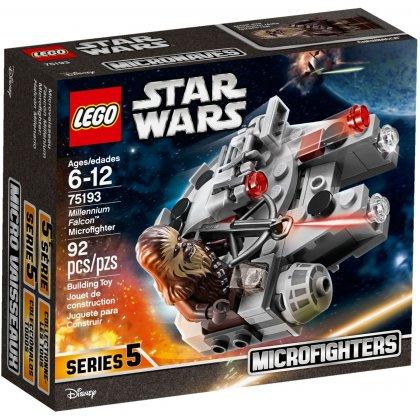 Lego 75193 Millennium Falcon Microfighter LEGO Sets Star