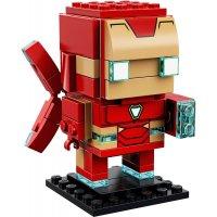 Lego 41604 Iron Man MK50, LEGO Sets BrickHeadz - MojeKlocki24