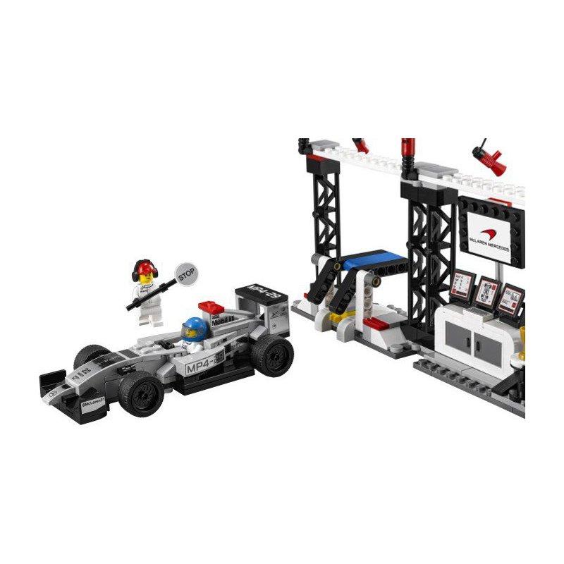 Lego 75911 Pit Stop McLaren Mercedes, LEGO® Sets Speed