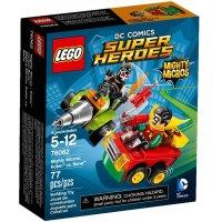 Lego 76062 Robin vs. Bane, LEGO Sets Super Heroes ...