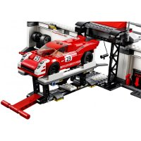 Lego 75876 Porsche 919 Hybrid and 917K Pit Lane, LEGO