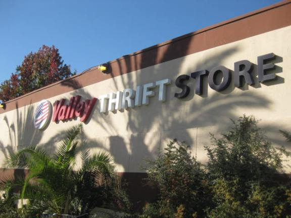 This place is the largest compared to the other thrift stores.