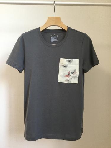 着物リメイク Tシャツ