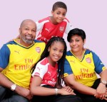 WOW! Check Out These Beautiful Pictures Of Actor Yemi Solade And His Family(Photos)