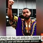 Dallas Sniper Killed,Identified As Micah Xavier Johnson(Photos )