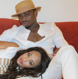 SCANDAL: Diamond Platnumz'  Baby Mama Faces Fresh Scandal As Her Explicit Photo Leaks