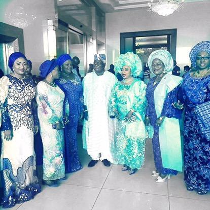 Folarin Alakija, Son Of Nigeria's Richest Woman Folorunso Alakija Marries Iranian Girlfriend(Photo)