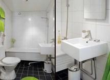 Amazing Design Small Bathroom Toilet Spaces