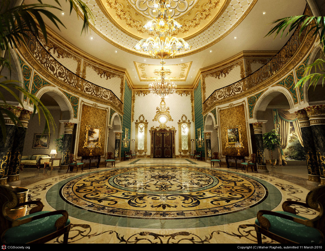 Amazing Photos Showing The Interior Of The King Of Saudi