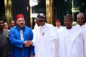 President Buhari, Dangote Sign 7 Bilateral Contracts With King Mohammad VI Of Morocco(photos)