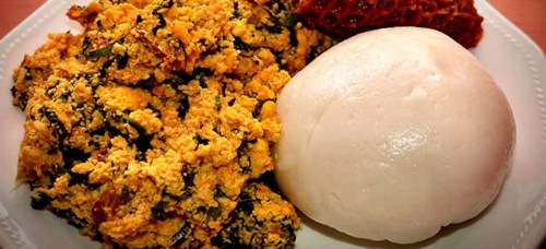 Did You Know Eba And Fufu Originated From America? Read And Wonder