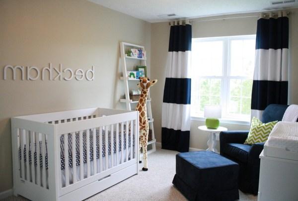 Simple Baby Boy Nursery Ideas for Room