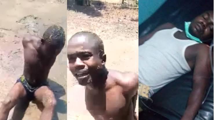 Pastor Obeni dehumanized in Ebonyi