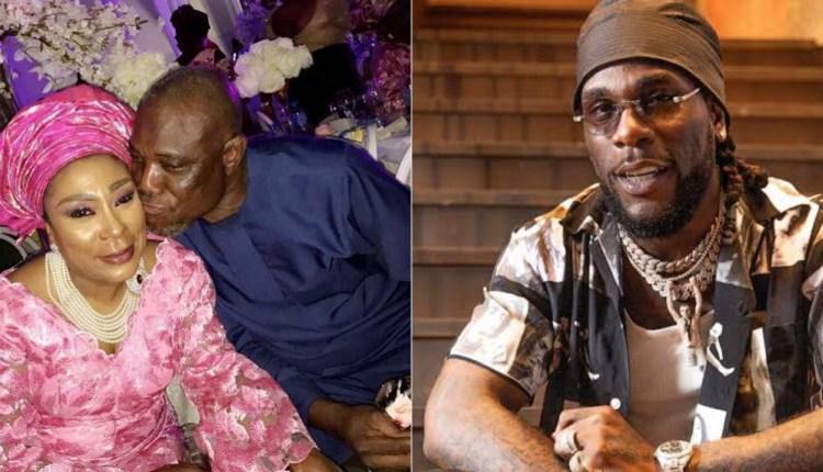 Burna Boy's Parents, Samuel And Bose Ogulu Celebrate 30th Wedding Anniversary