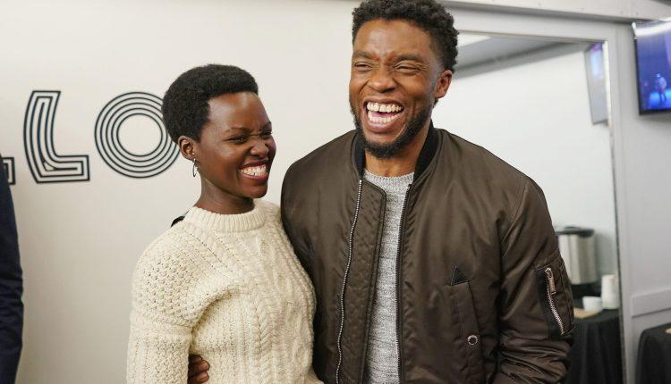 Lupita Nyong'o Breaks Silence, Pays Emotional Tribute To Black Panther Star Chadwick Boseman