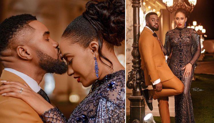 Actor Williams Uchemba Releases Pre-Wedding Photos, Announces Wedding Date