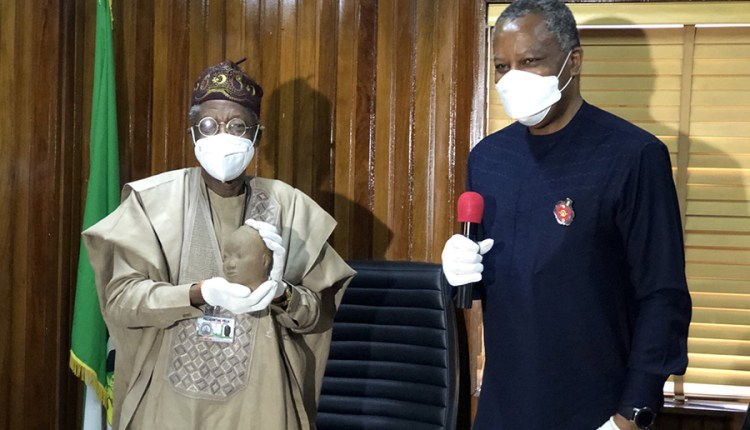 Nigeria Recovers 600 Year Old Terracotta Head From Netherlands