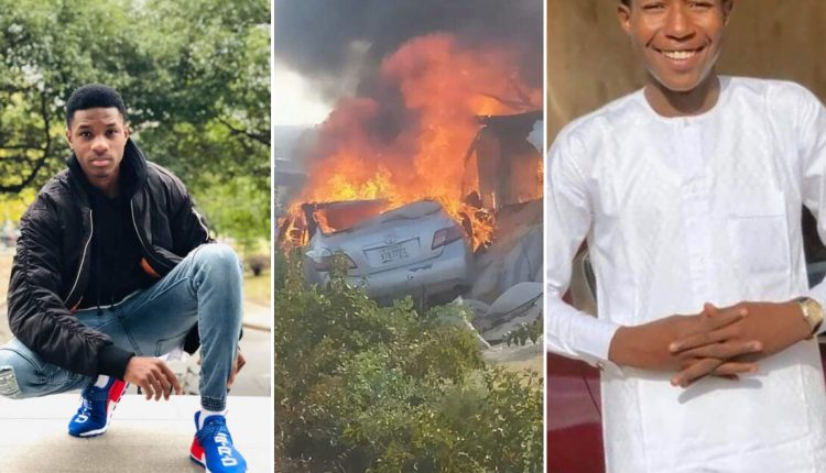 Newly Graduated Doctor Awaiting NYSC, Friend Burnt To Death In Ghastly Car Crash In Katsina