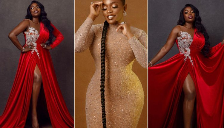 Actress Bisola Aiyeola Shares Stunning Photos To Celebrate 35th Birthday