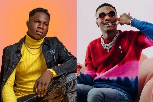 Nigerian Singer, Wisekid Allegedly Makes N30m Monthly By Copying Wizkid's Album, Social Media Handles, Content