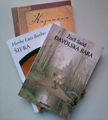 izbor knjiga (potpisujem i fotografiju)
