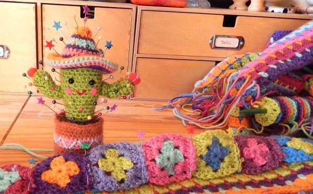 Cactus-Pincushion