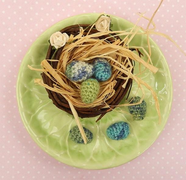 Crochet-eggs