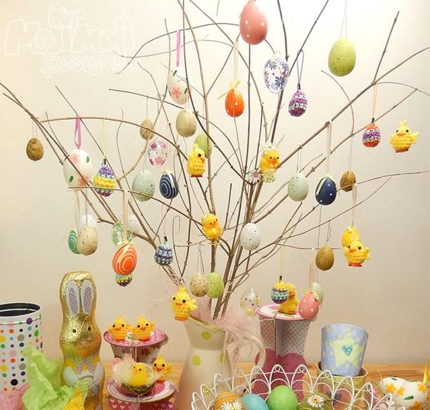 EasterTwigTree