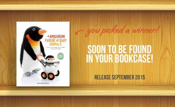 Amigurumi Parent and Baby Animals Book