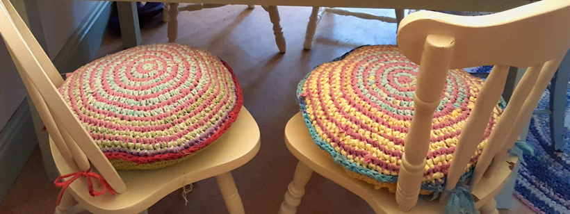 Diy Chair Cushion Pads Moji Moji Design