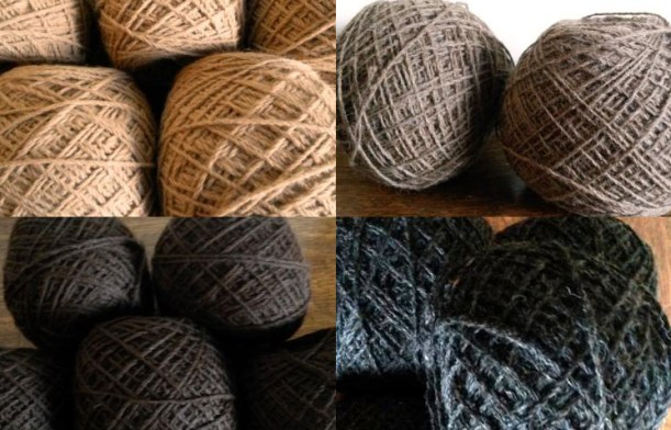 Alpaca-yarn