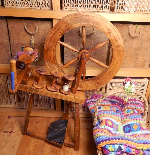 Spinning-Wheel