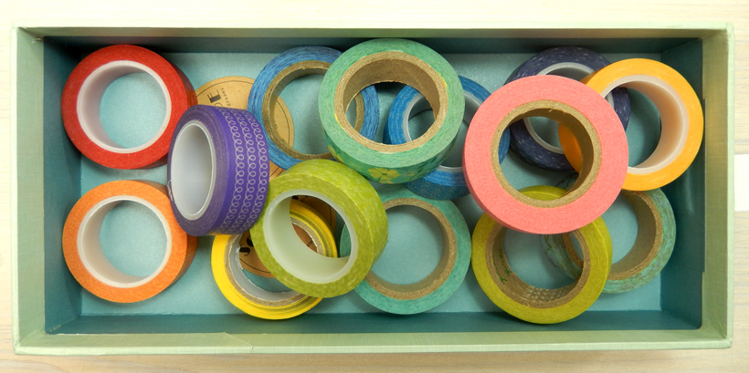 Washi-tape-drawer