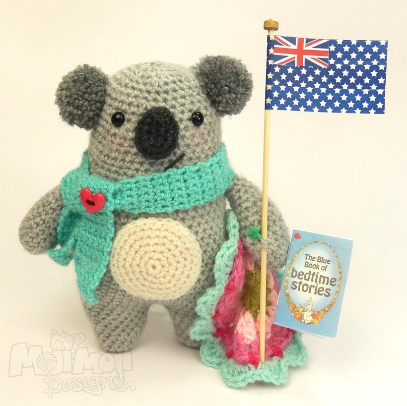 Koala-bedtime