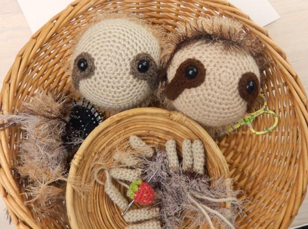 sloth-heads