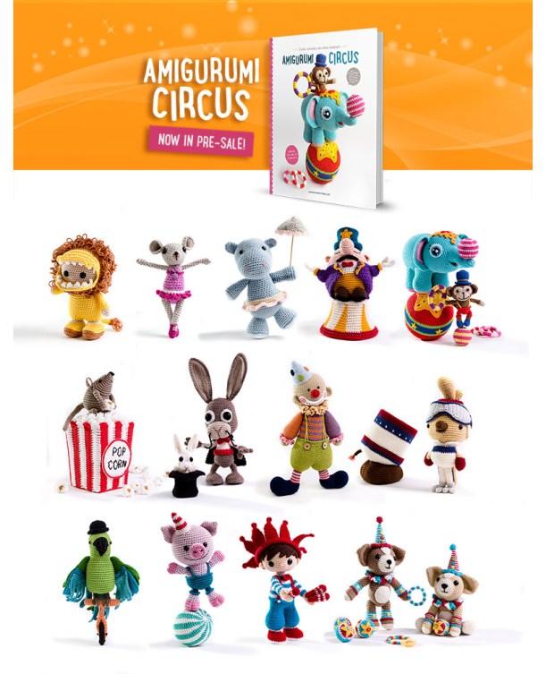 amigurumi-circus