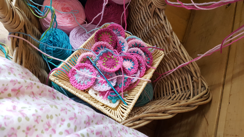 Basket-of-yarn