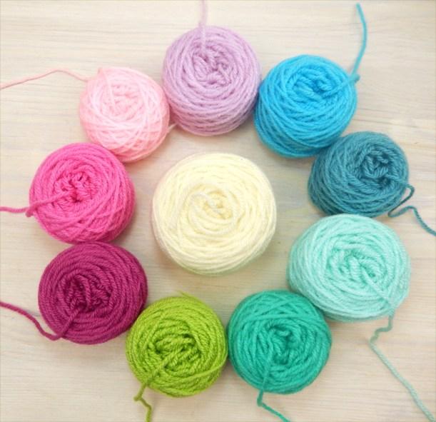 spring-circle-colours