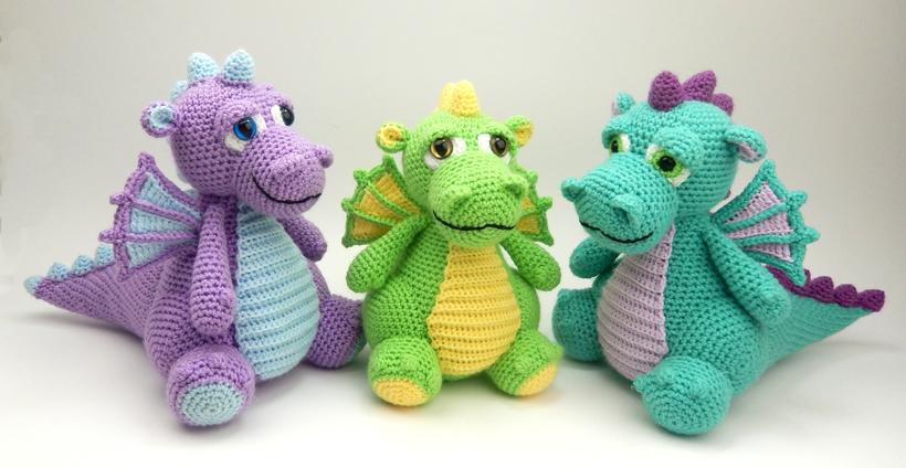 dragon-three