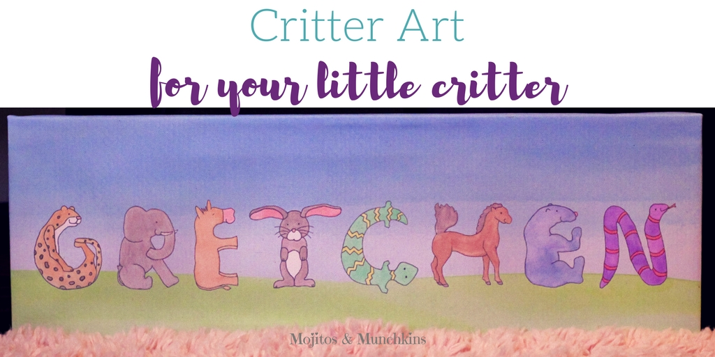 Critter Art: For the Cute Critters In Your Life