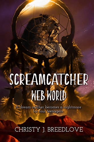 Book Cover of Screamcatcher