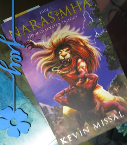 Book Cover of Narasimha by Kevin Missal