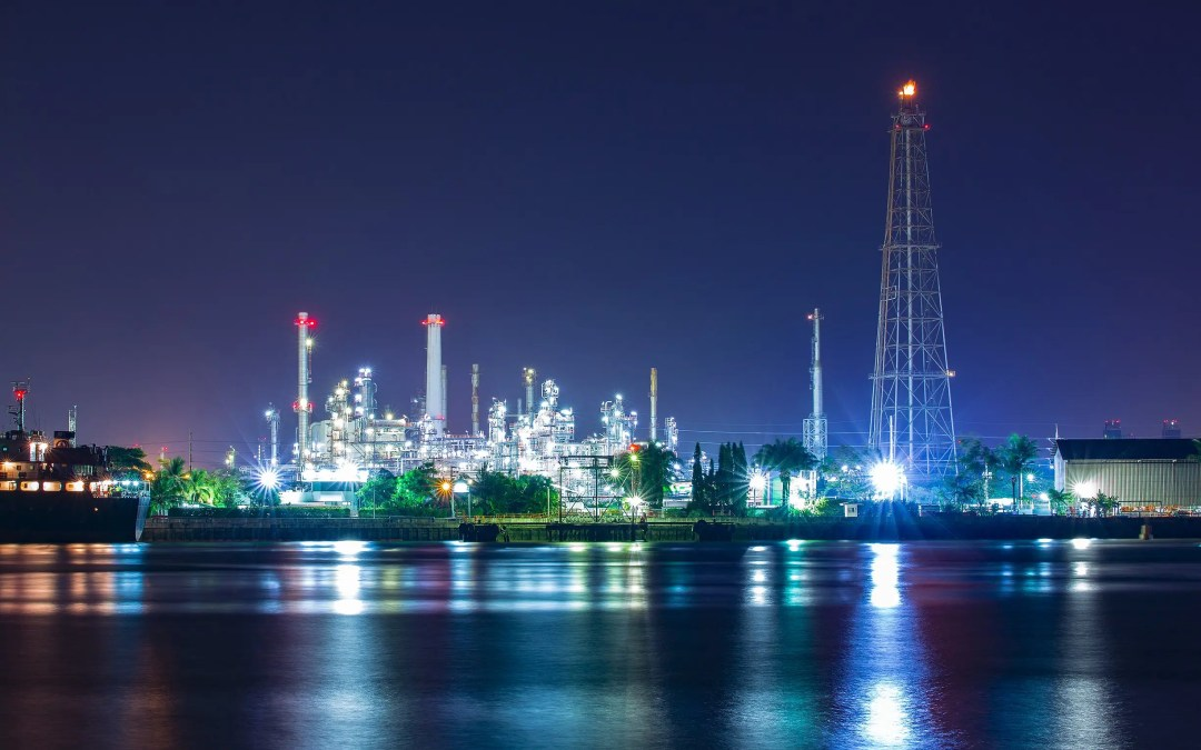 IoT & RFID Technology Can Help Ride Out Turbulent Times in Oil and Gas