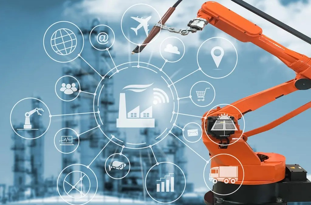 Industrial IoT: How Connected Things Are Changing Manufacturing