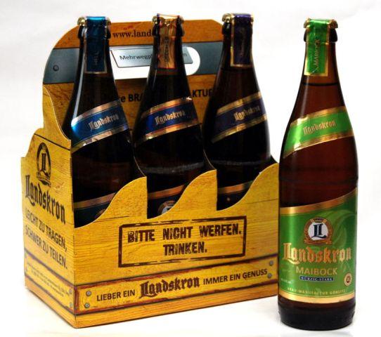 Landskron piwa z browaru w Gorlitz